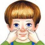 Комплекс упражнений при ощущении усталости глаз