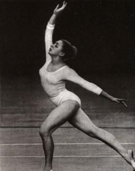 Формы передвижения в художественной гимнастике