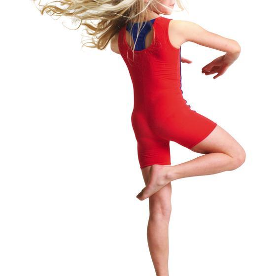 Упражнения на повороты  в художественной гимнастике