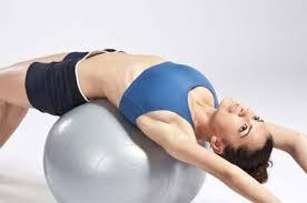 Примерные упражнения на расслабление туловища в художественной гимнастике