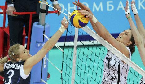 Последовательность совершенствования технико-тактических действий в волейболе