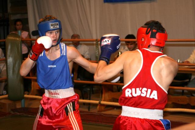 Структура бокса одного из клубов