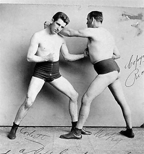 Спорт в Европе в конце XIX — начале XX века.