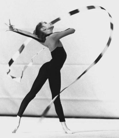 Упражнения для ходьбы в художественной гимнастике
