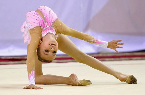Медико-биологические основы художественной гимнастики
