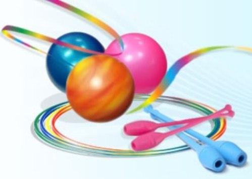 Выкруты. Упражнения с мячом в художественной гимнастике