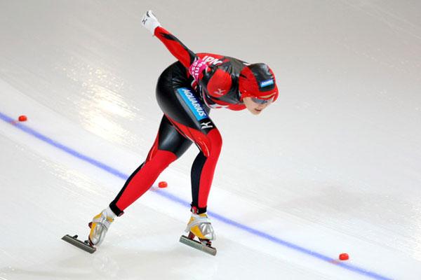 Виды спорта преимущественно развивающие выносливость. Конькобежный спорт