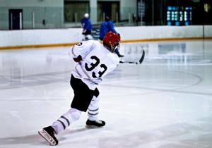 Обучение основным элементам в хоккее с шайбой